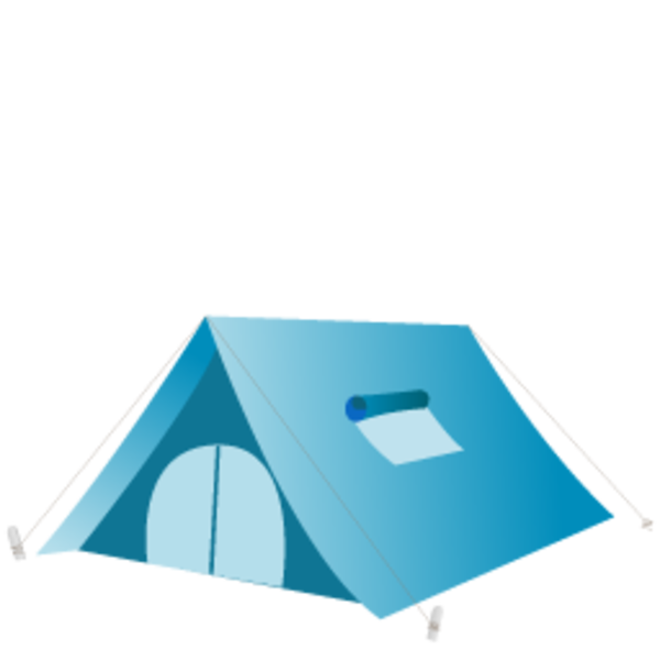 Tent clipart teal Royalty Download image com as: