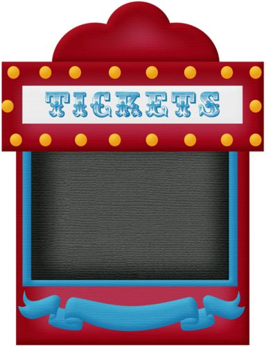 Tent clipart ticket booth For amusement Image clipart result