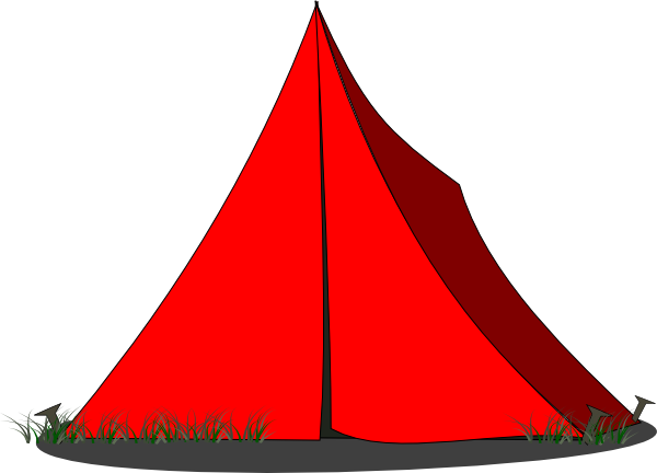 Tent clipart vector Free art 2 clipart pictures