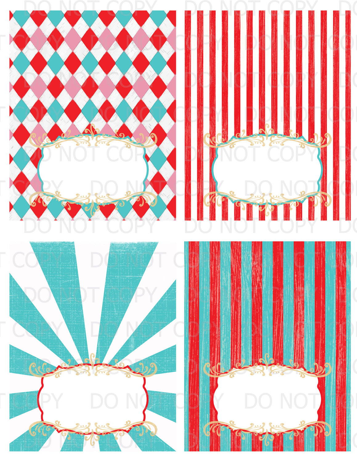 Tent clipart vintage carnival tent Tent of this circus Vintage