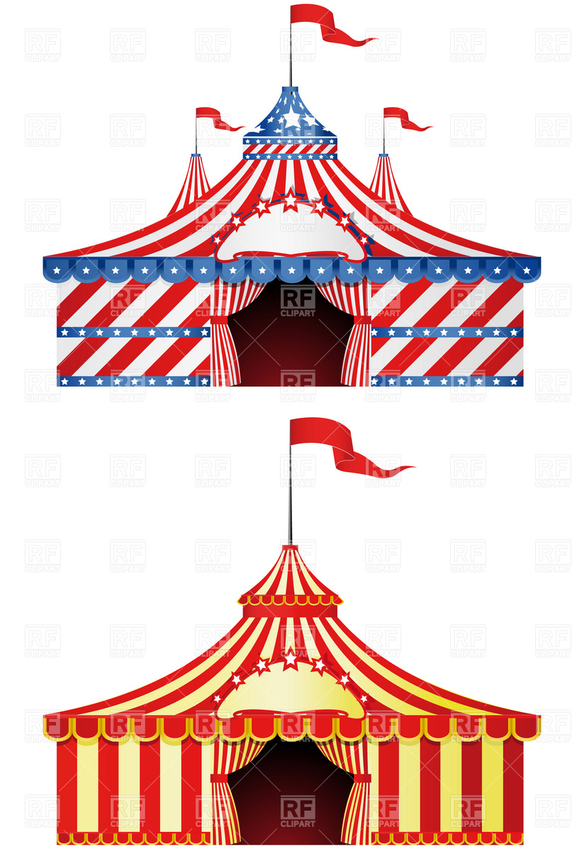 Tent clipart vintage carnival tent Cliparts collection clipart tent Tent