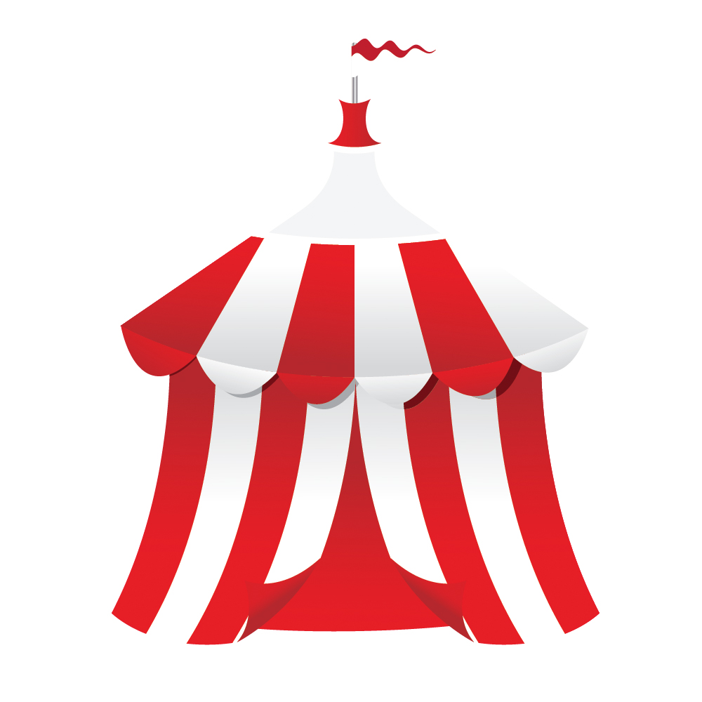 Tent clipart vintage carnival tent Tent: Collection circus clipart Circus
