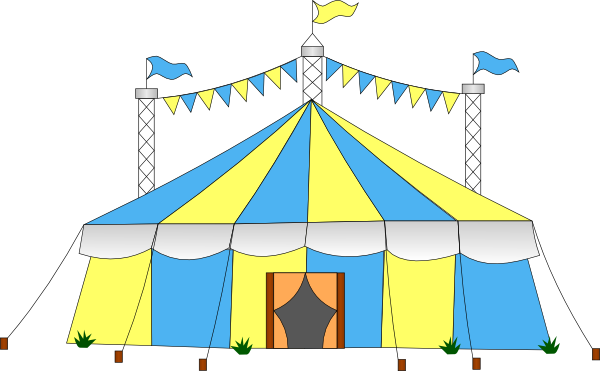 Tent clipart yellow Big Download clip this
