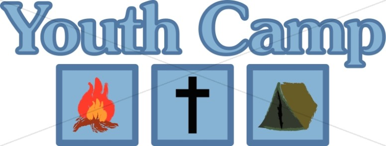 Camper clipart youth camp Camp Trip Youth Summer Christian