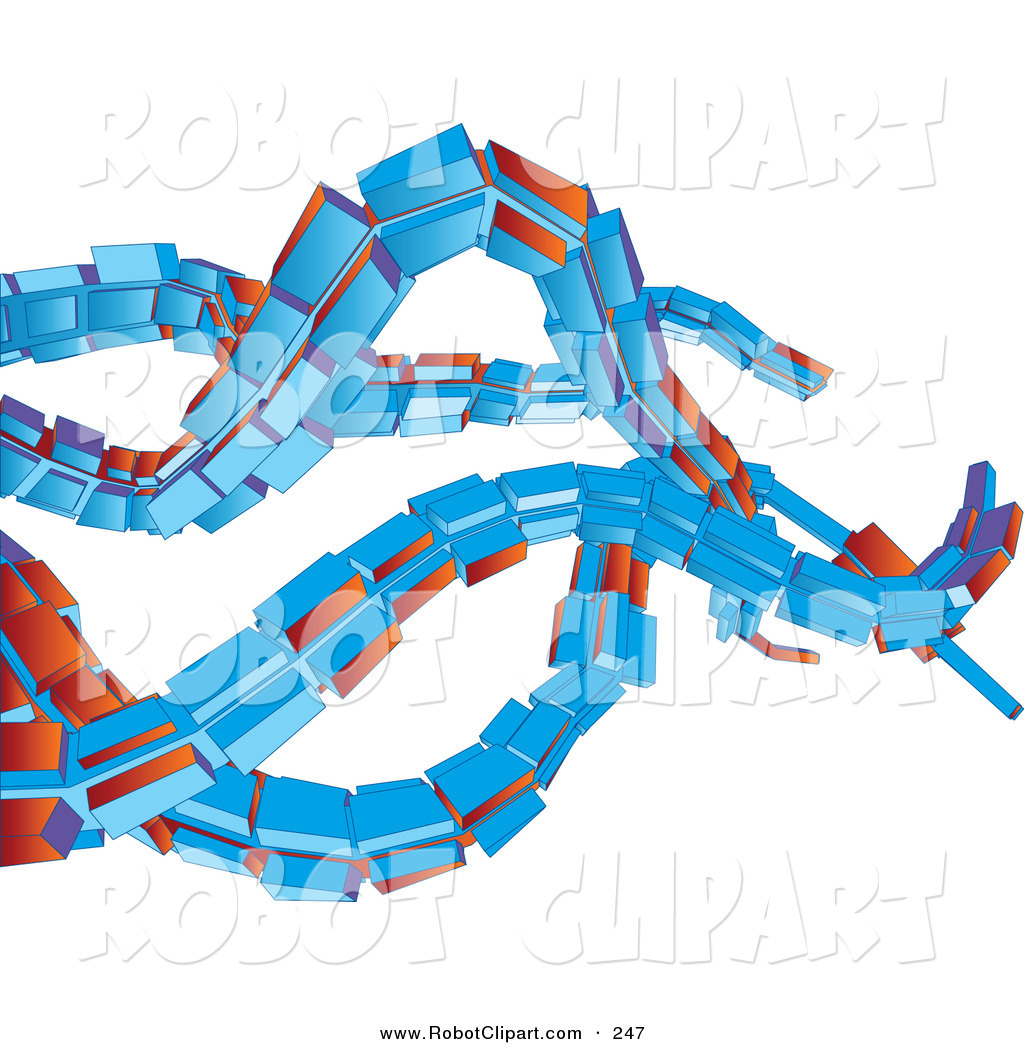 Tentacle clipart Octopus Geometric White Clipart Tentacles