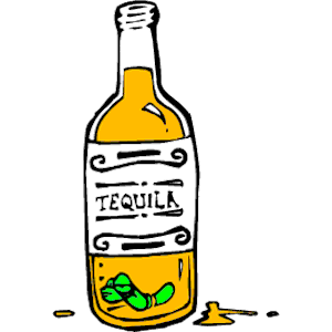 Tequila clipart Cliparts Worm  with eps