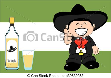 Tequila clipart Mariachi kid of mexican