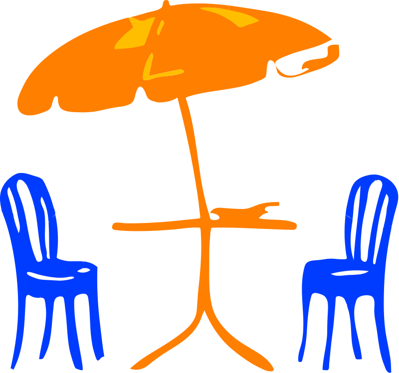Terrace clipart patio furniture Clipart Terrace Images Clipart terrace%20clipart