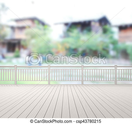 Terrace clipart balcony Terrace Balcony And Background csp43780215