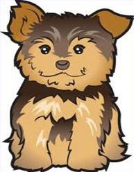 Terrier clipart Free Yorkshire Terrier Yorkshire Clipart