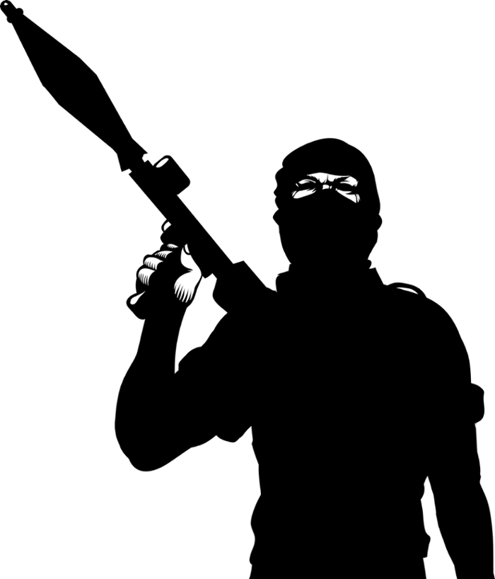 Terrorist clipart injustice Can defuse Networks Power the
