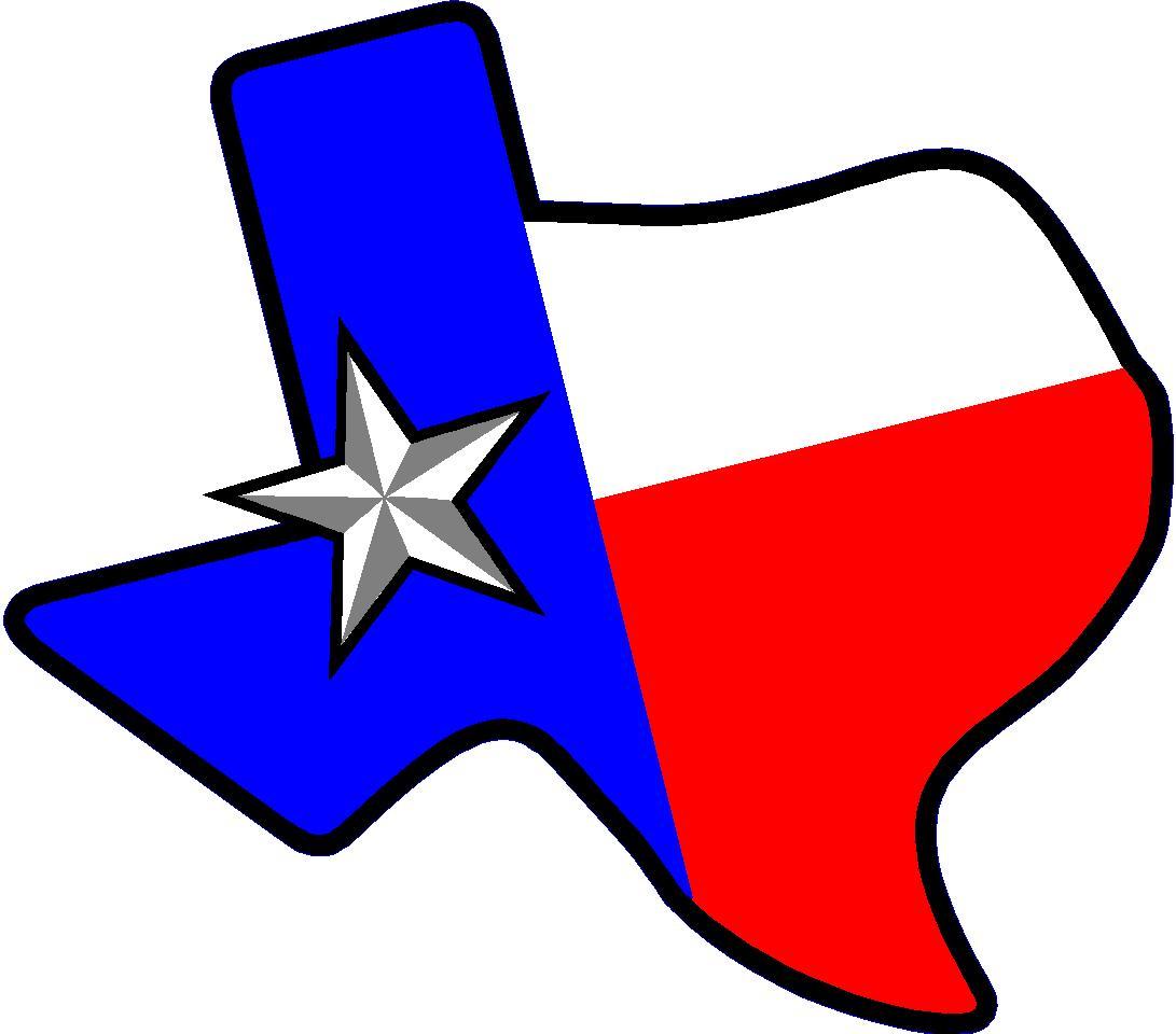 Texas clipart Clipartix Clip flag art Cliparting