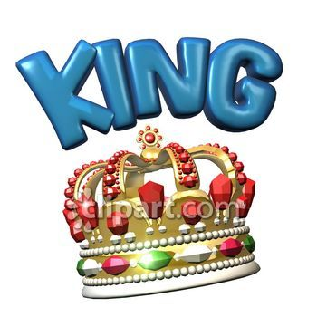 Text clipart king King Edition Clipart School Download