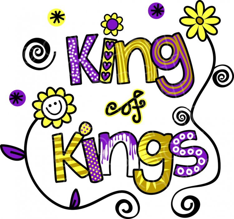 Text clipart king  Christian of Text Clipart