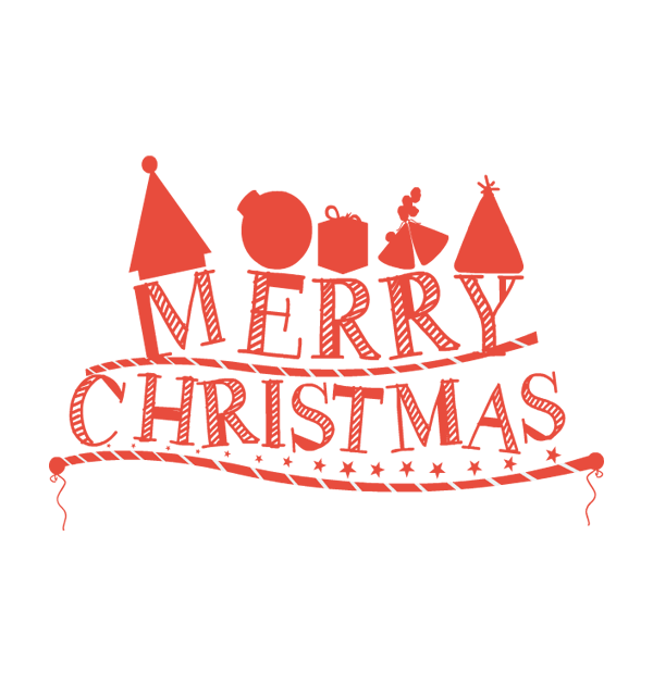 Text clipart merry christmas Text christmas merry  clipart