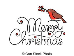 Text clipart merry christmas Merry christmas  hand with