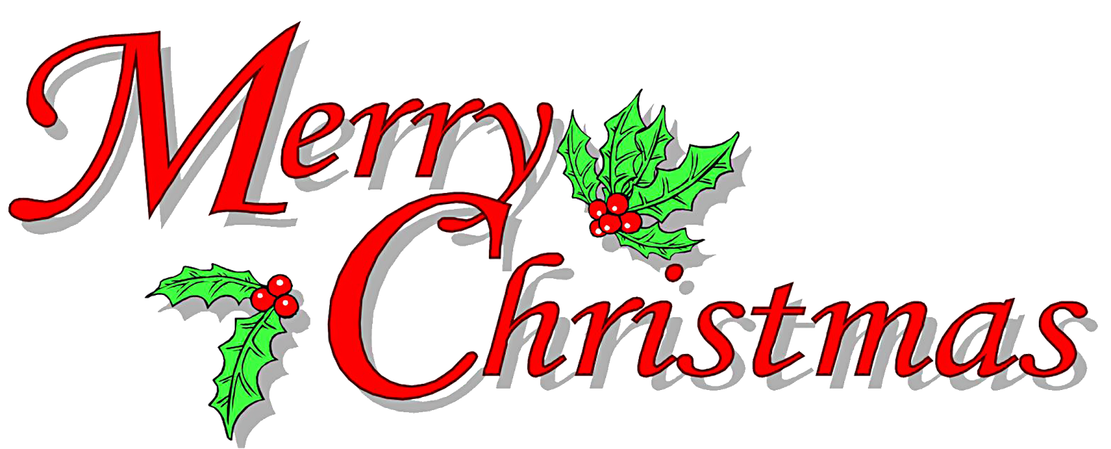 Text clipart merry christmas Clipart text photo clipart 2