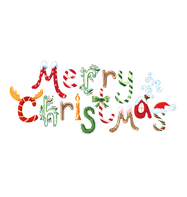 Text clipart merry christmas Text clip 2 clipart photo