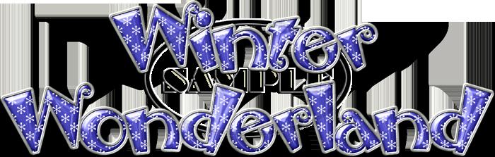 Text clipart winter Wonderland Clipart: – 19 Winter