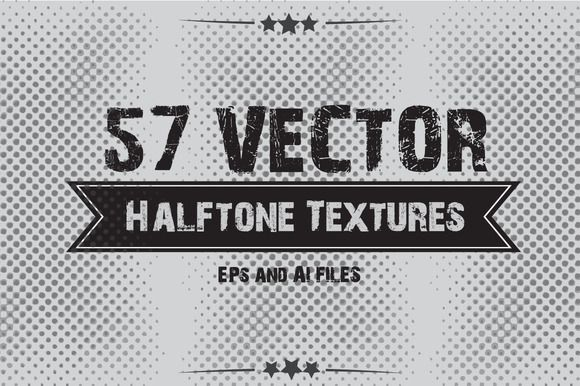 Texture clipart halftone pattern #1