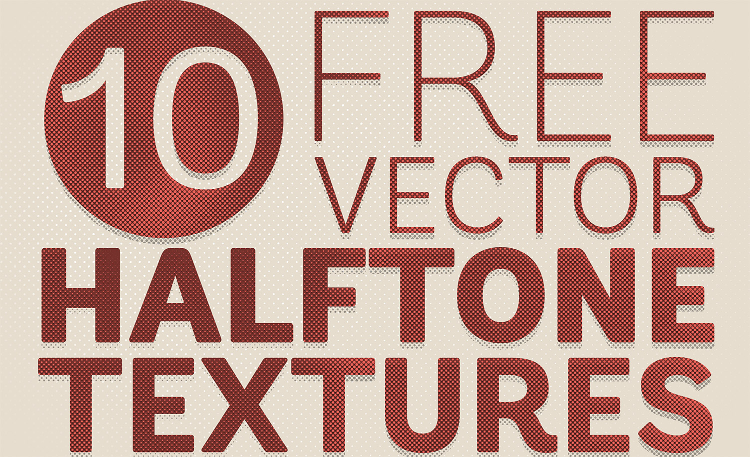 Texture clipart halftone pattern #2