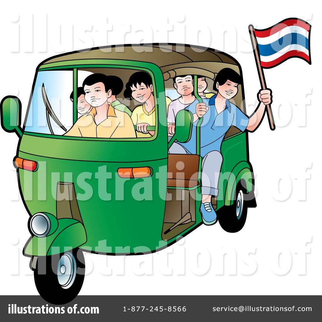 Thai clipart bajaj #436202 Tuk by Royalty Tuk