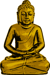 Thai clipart buddhism 131  Buddha clip (Page