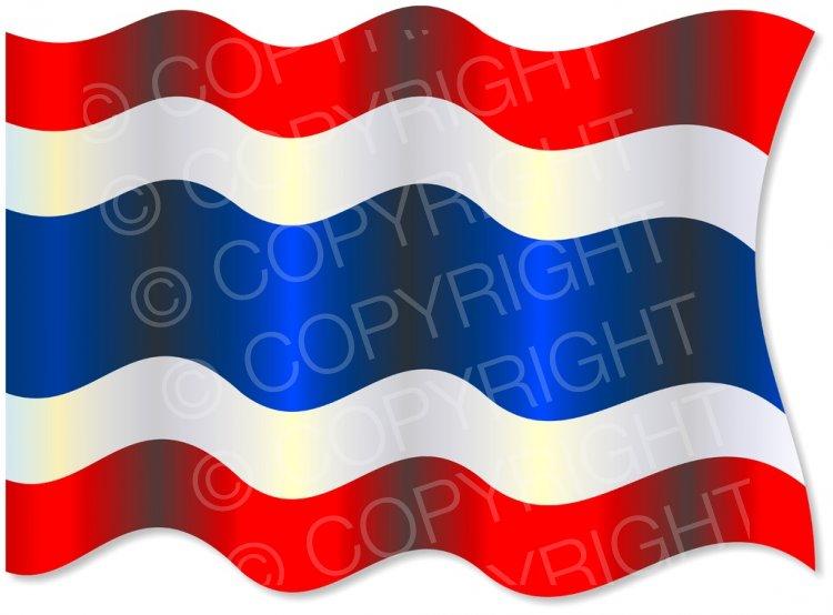 Thai clipart national flag Clipart Cartoons The Clipart Flag