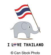 Thai clipart thailand elephant Elephant hold Thai elephant Thai