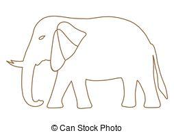 Thai clipart thailand elephant Thai elephant elephant  freehand