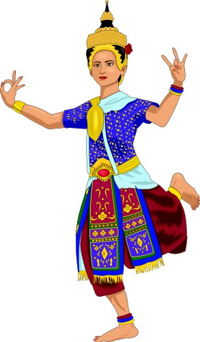 Thailand clipart Graphics Graphics Thailand  Traditional