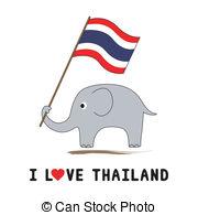 Thai clipart thailand elephant  Elephant and Clip hold
