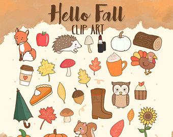 Thanksgiving clipart breakfast Clip Clipart Clip Fall Clipart
