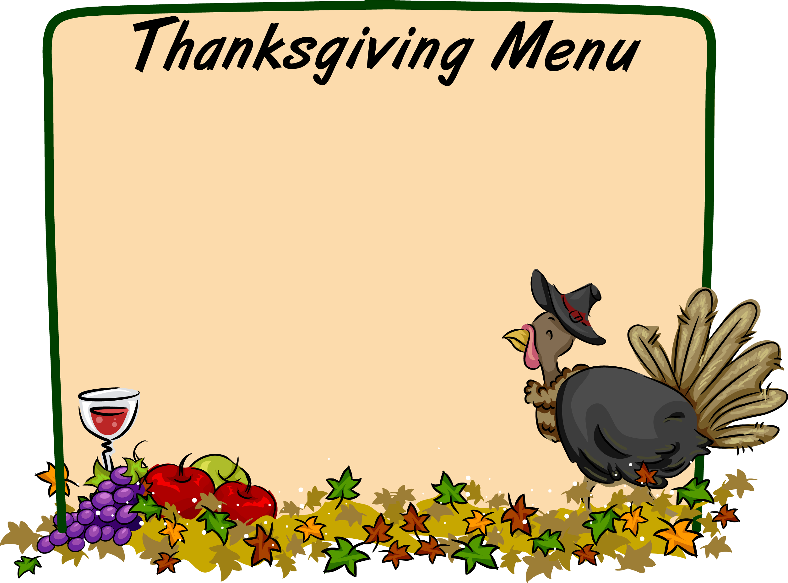 Thanksgiving clipart brunch Clip ClipArtBest Free  Cliparts