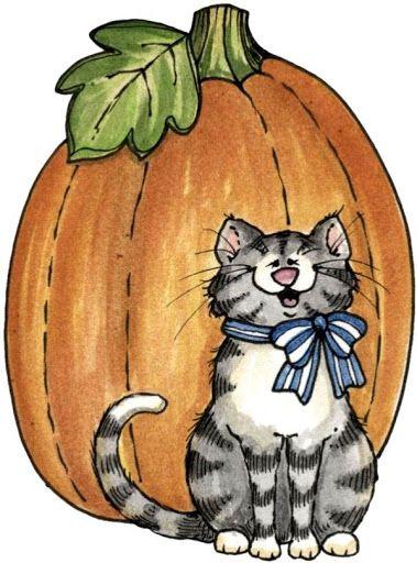 Thanksgiving clipart cat Thanksgiving Pin more best 225