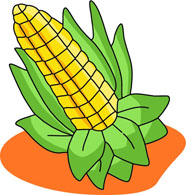 Thanksgiving clipart crops Stalks corn 50 agriculture Search