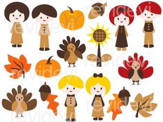 Thanksgiving clipart crops  Thanksgiving Celebrate Art: thanksgiving