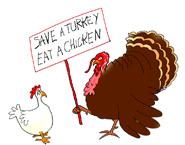 Turkey clipart fun #3