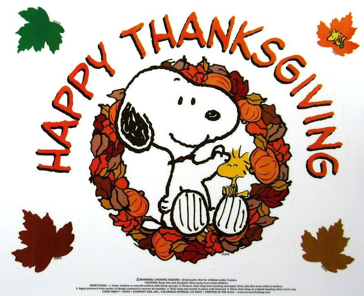 Thanksgiving clipart peanuts Wallpapers Snoopy Thanksgiving Peanuts And