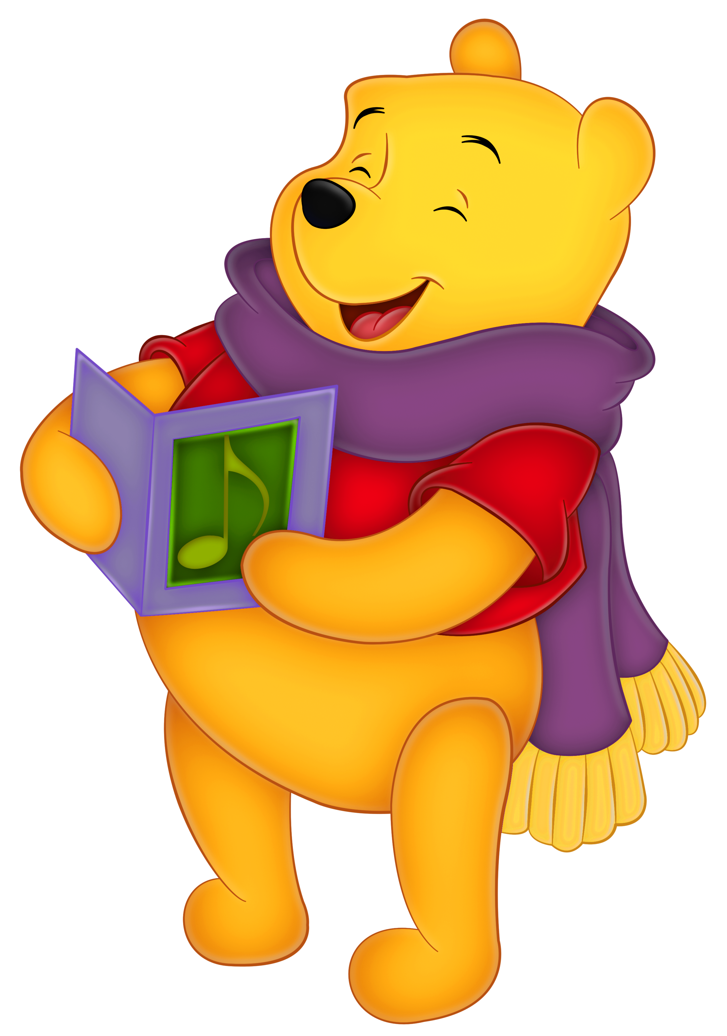 Thanksgiving clipart winnie the pooh  Download Winnie High with