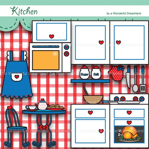 The Kitchen clipart Cliparting clipart Kitchen clipart kid