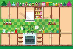 Kitchen clipart kitchen room For you free free clipart