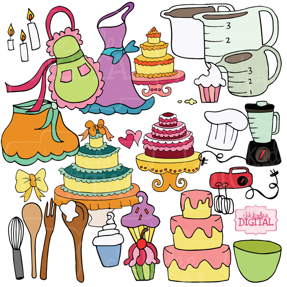Baking clipart cooking supply For BAKING from Art Art