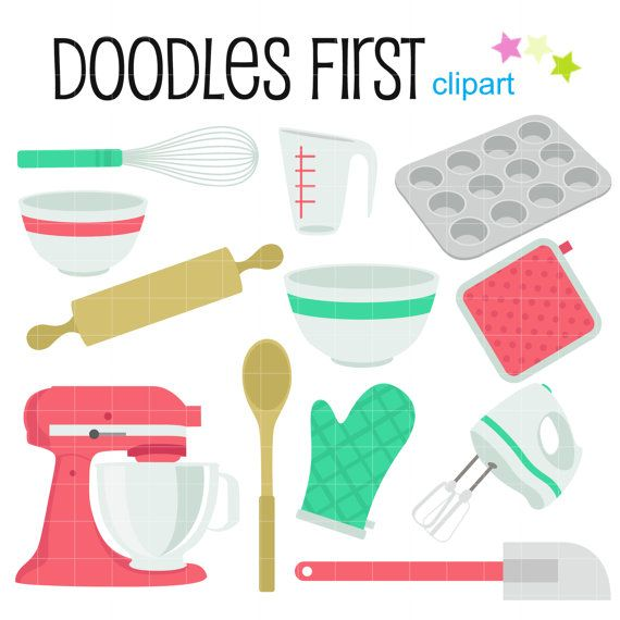 The Kitchen clipart baking Clip Pinterest Kitchen on Digital