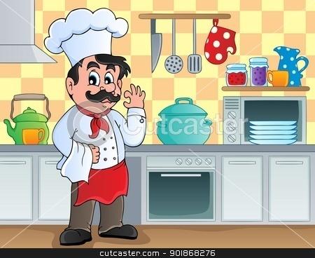 The Kitchen clipart chef kitchen Images: 2 Kitchen image theme