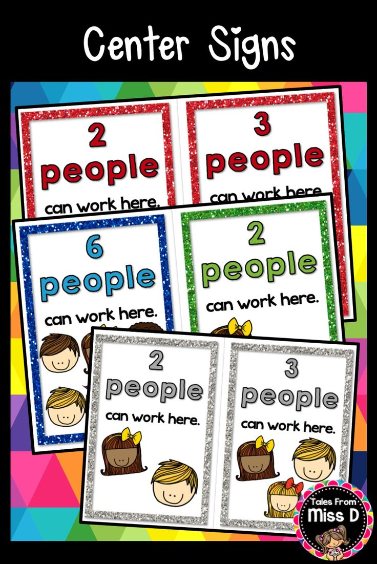 The Kitchen clipart classroom centers The how many can with