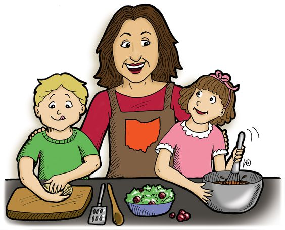 The Kitchen clipart home cooked meal Clipart for food asking clipart