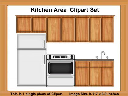 The Kitchen clipart kitchen cabinet Boofood And Manufactured Cabinet Cabinets_kitchen