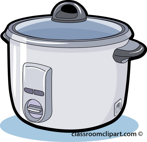 The Kitchen clipart kitchen thing Classroom jpg Kitchen Clipart crock_pot_717R