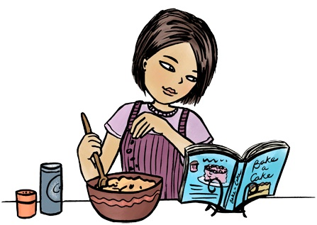 Mommy clipart cooking Art Art Clip Clip the